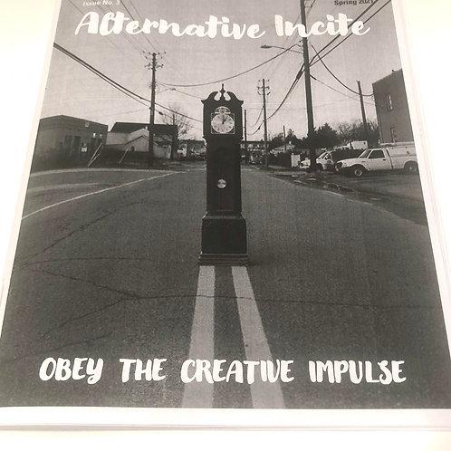 Alternative Incite  (Issue 3, Spring 2021)