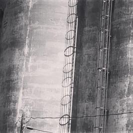Grain Elevator, Buffalo NY