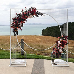 KATHLEEN & JOSH // a drool worthy arbour