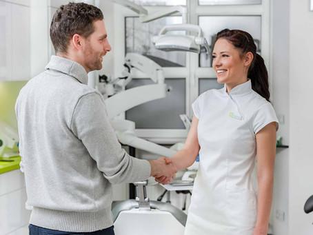 Héjkerámia készítésének menete a páciens szemszögéből