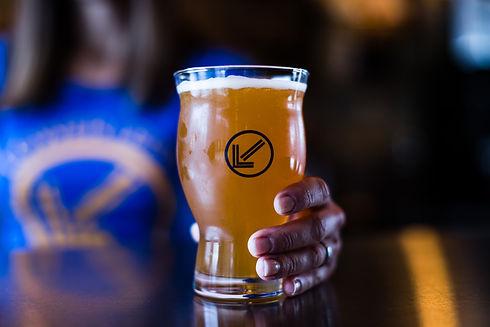 Lower Left Beer