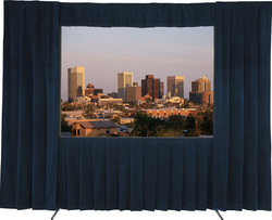 Fast Fold Screen with Drape Kits