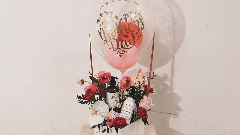 Sweet Balloon Bloom Box