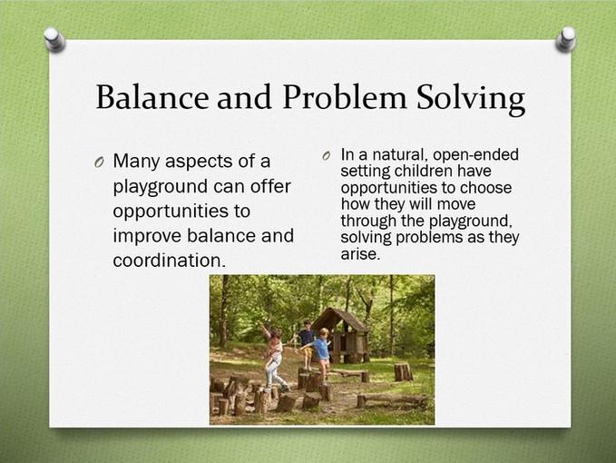 11 Universal Playground Balance  N Probl