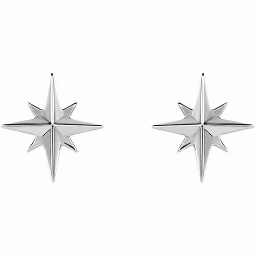 Star Earrings #86757