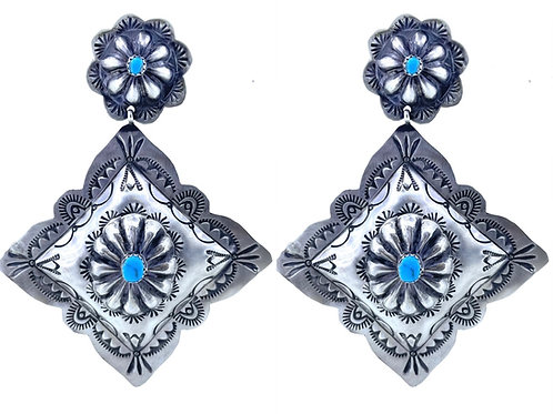 Large Statment Earrings