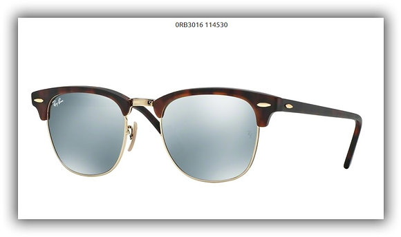 Ray Ban (CLUBMASTER)