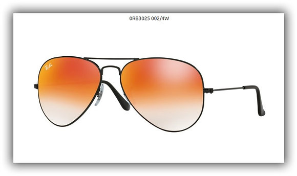 Ray Ban (AVIATOR LARGE METAL)