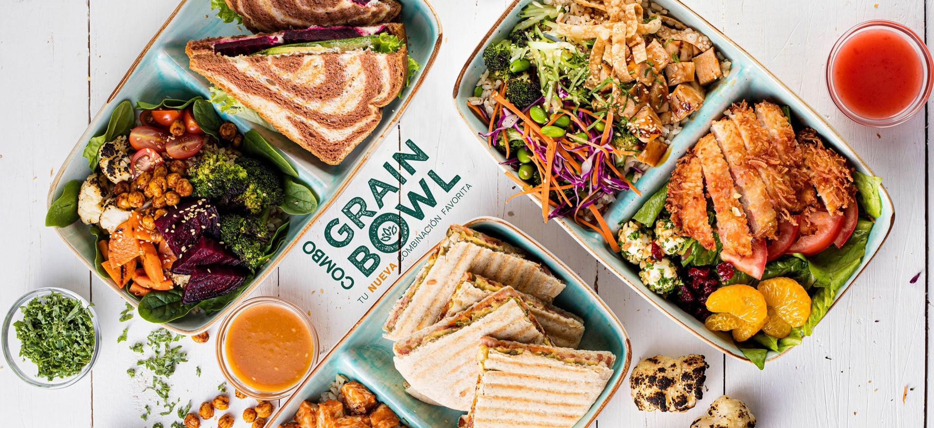 Combo Grain Bowl