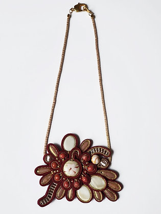 Necklace Sakura (Cherry flower)