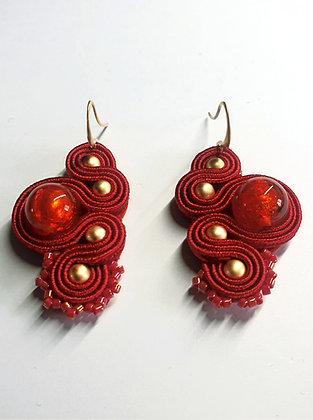 Boucles d'oreilles Malaga