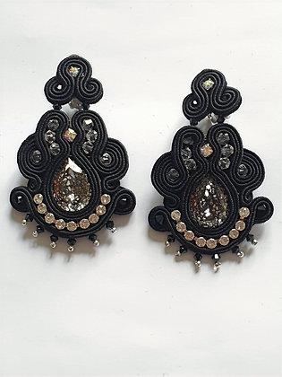 Boucles d'oreilles La Callas