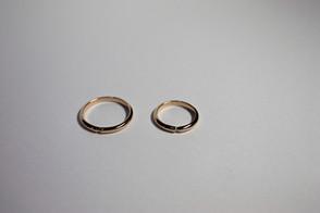 Wedding rings HM