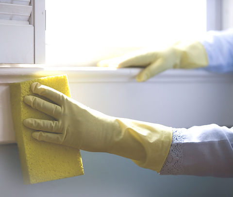 wall-washing