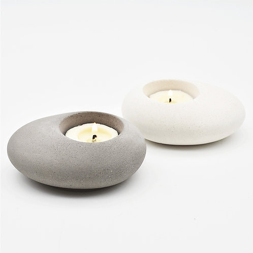 PEBBLE Tea Light Holder