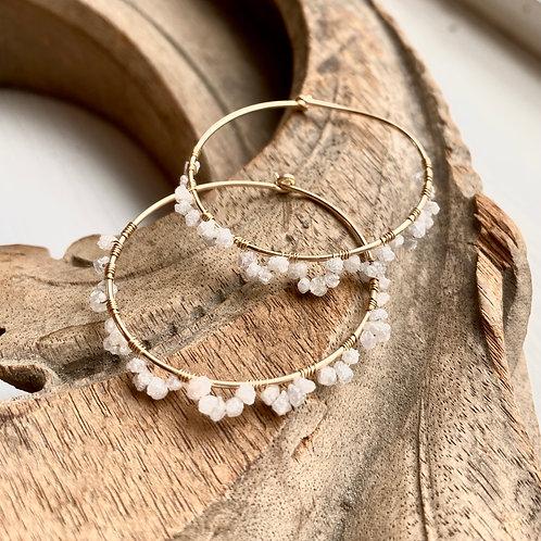 The Portia Earrings