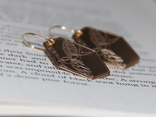 Dear Jane Earrings