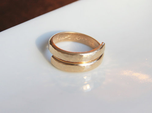 The Alice Wrap Ring
