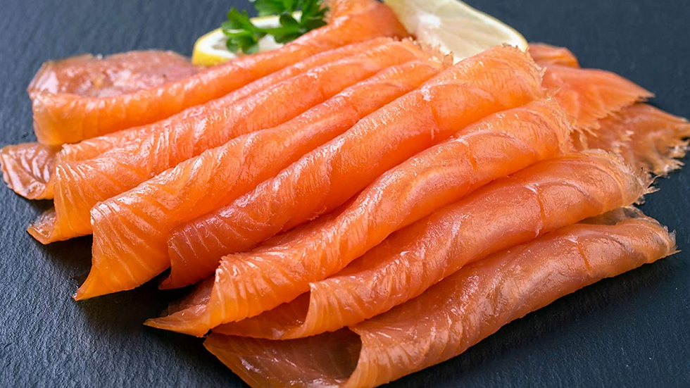 Smoked Salmon Trout 500g