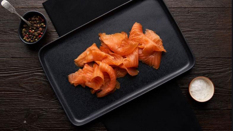 Smoked Salmon 80g