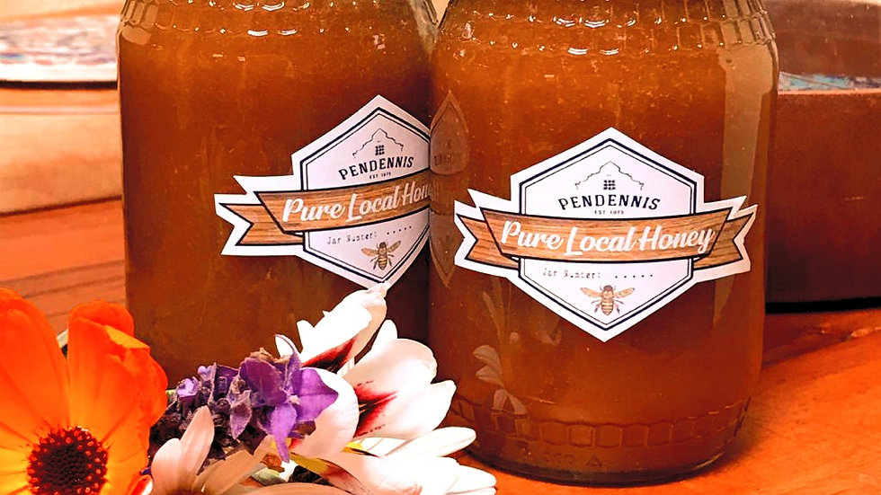 Pure Local Honey