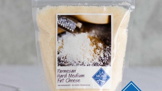 Parmasean Grated Fine