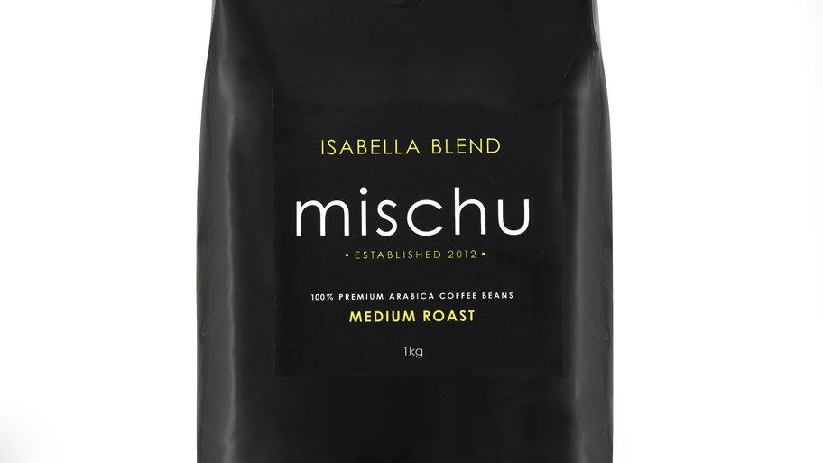 Isabella Blend Medium Roast Beans