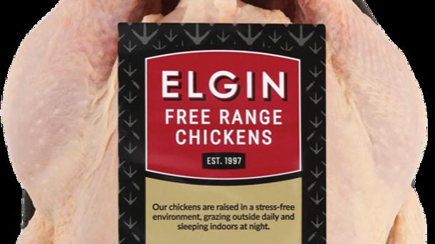 Elgin Free Range Whole Chicken