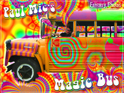 Fantasy Photos-Paul Mic's Magic Bus