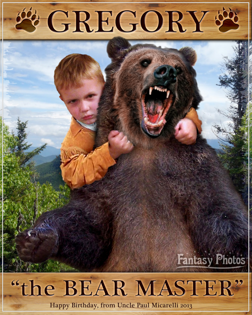 Fantasy Photos-Gregory Bear Master