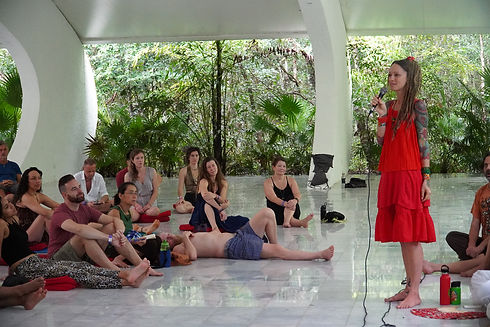 Tantra Workshop in Mexico