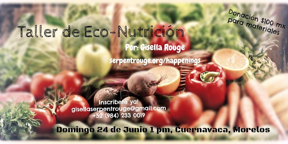 Taller de ECO-Nutrición