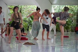 Tantra Festival Mexico, Ecstatic Dance, Contact Dance, Tepoztlan