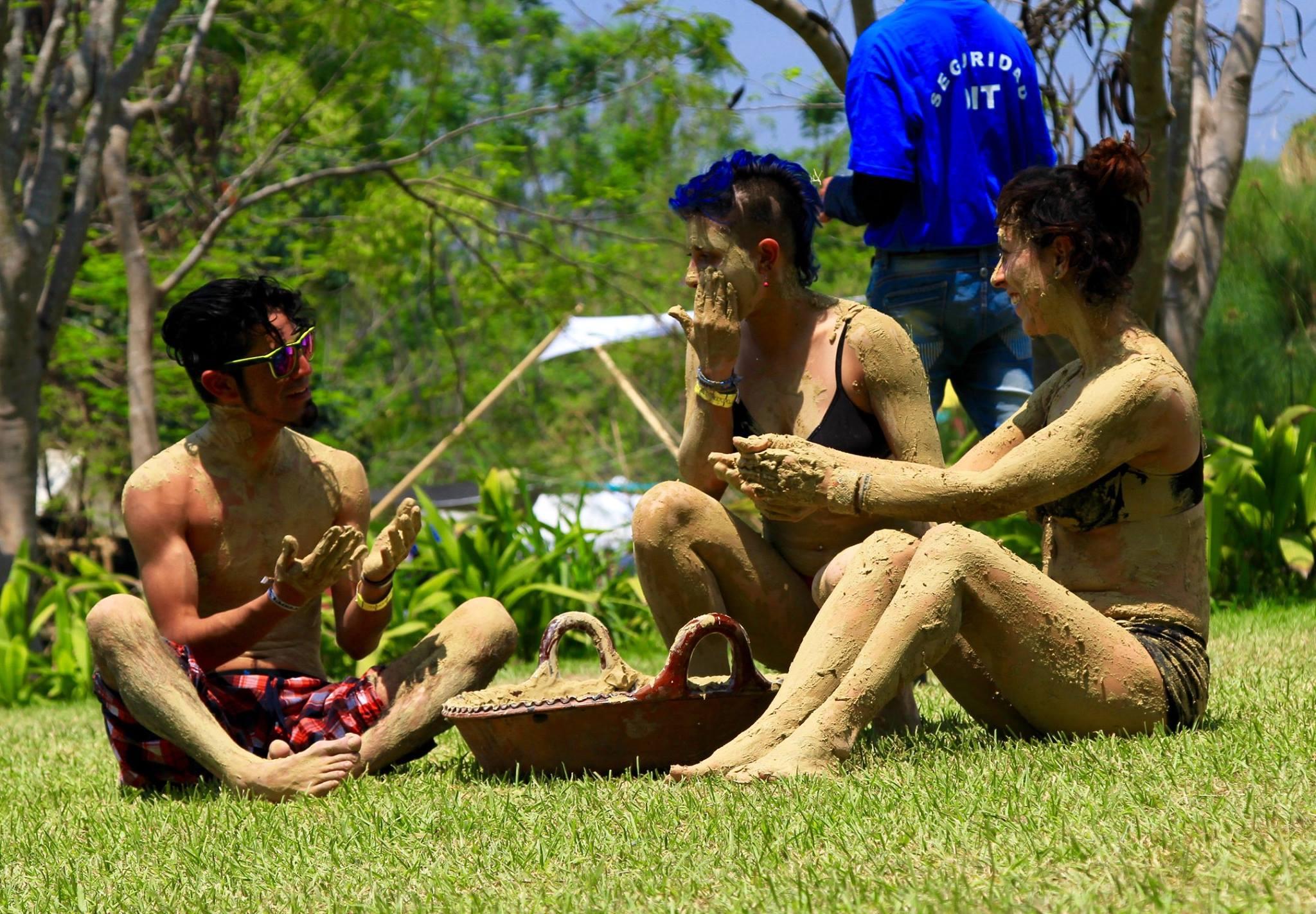 Mayan Clay Ometeotl