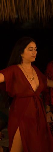 Gisella Rouge -Tepoztlan - Tulum