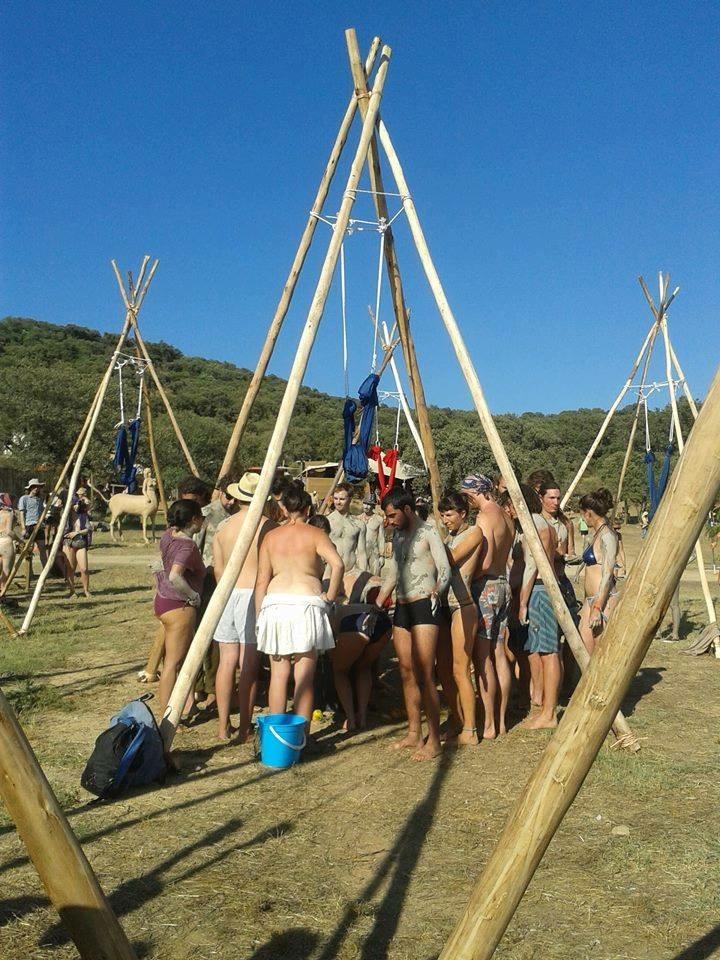 Serpent ritual _boom festival 2018 -3