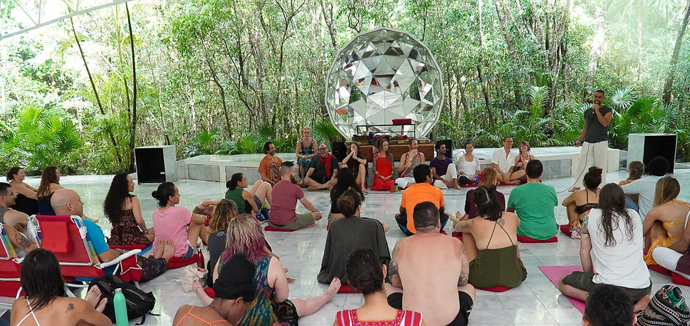 Tantra Festival in Mexico 2020 Activities