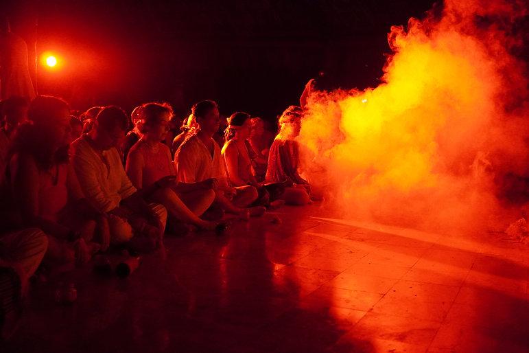 Ecstatic Dance, Tantra Festival in Mexico