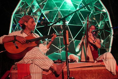 Poamo, Tepoztlan, Tantra Festival Mexico