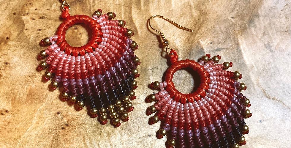 Opa! - Handmade Greek Earrings