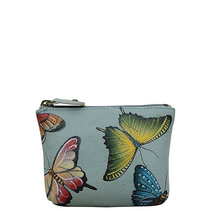 * Butterfly Heaven Coin Pouch, by Anuschka
