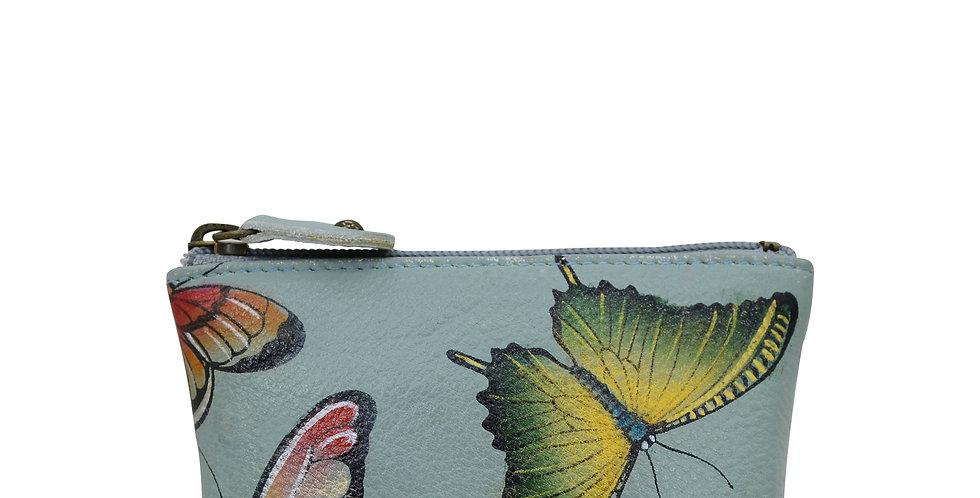 * Butterfly Heaven Coin Pouch, by Anuschka