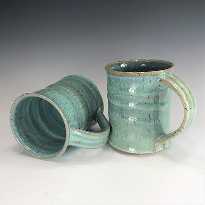 9oz Mug in Sea Spray Opal