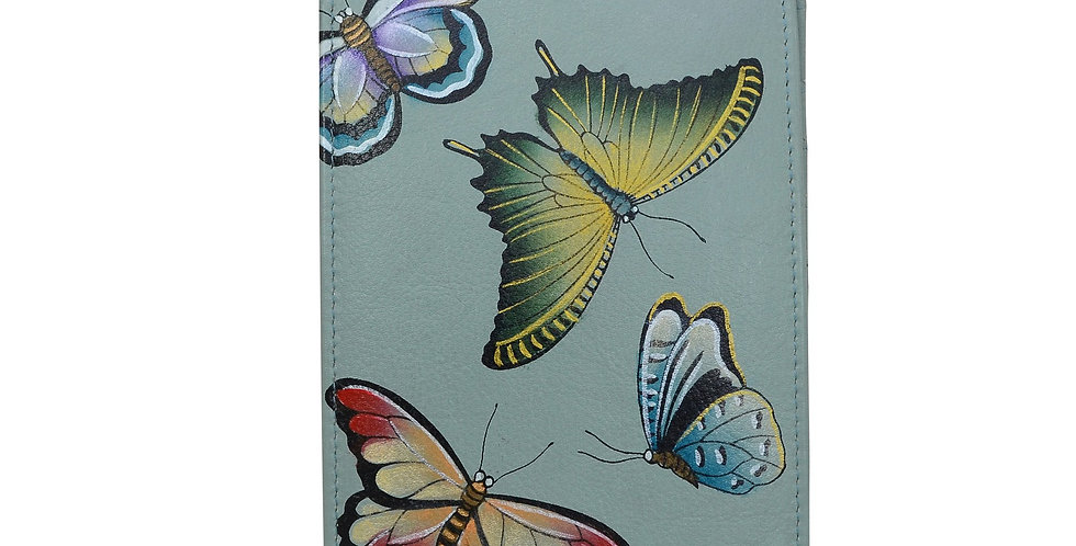 *Butterfly Heaven Smartphone Crossbody, by Anuschka