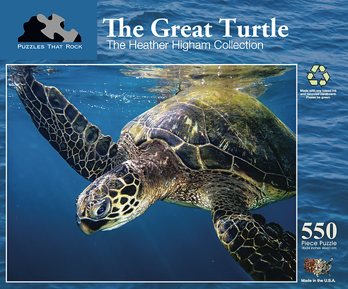 The Great Turtle