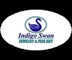 Indigo Swan Logo OVAL.png