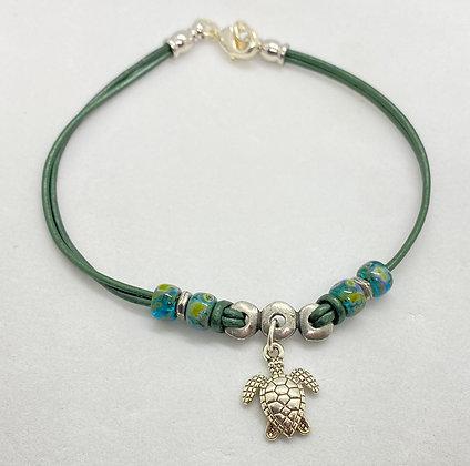 Seaside Turtle Bracelet