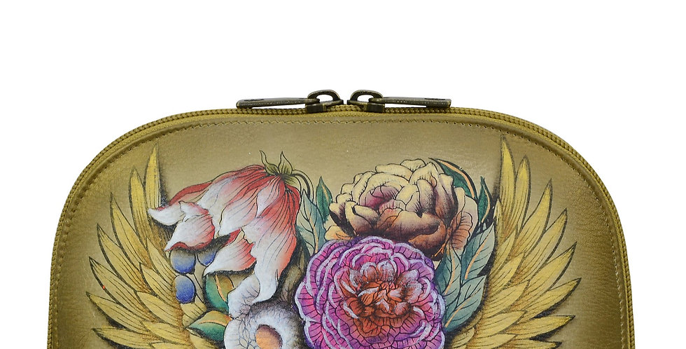 *Angel Wings Large Cosmetic Pouch, by Anuschka
