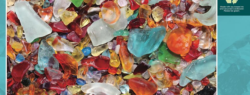 Beach Glass, Puzzle