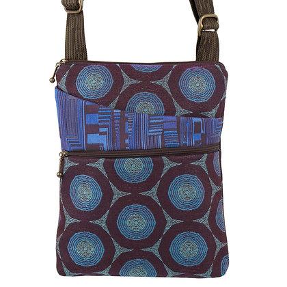 """""""Pocket Bag"""" in Atomic Blue, by Maruca Design"""